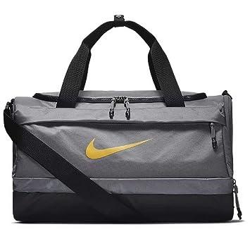 81a1317b009 Nike Unisex-Youth Y NK VPR Sprint DUFF Gym Bag, Black White, One ...