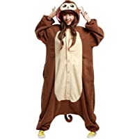 Pigiama Pagliaccetto Adulto Unisex Cosplay Carnevale Animale Onesies Pyjamas Siamesi Abbigliamento Vestiti