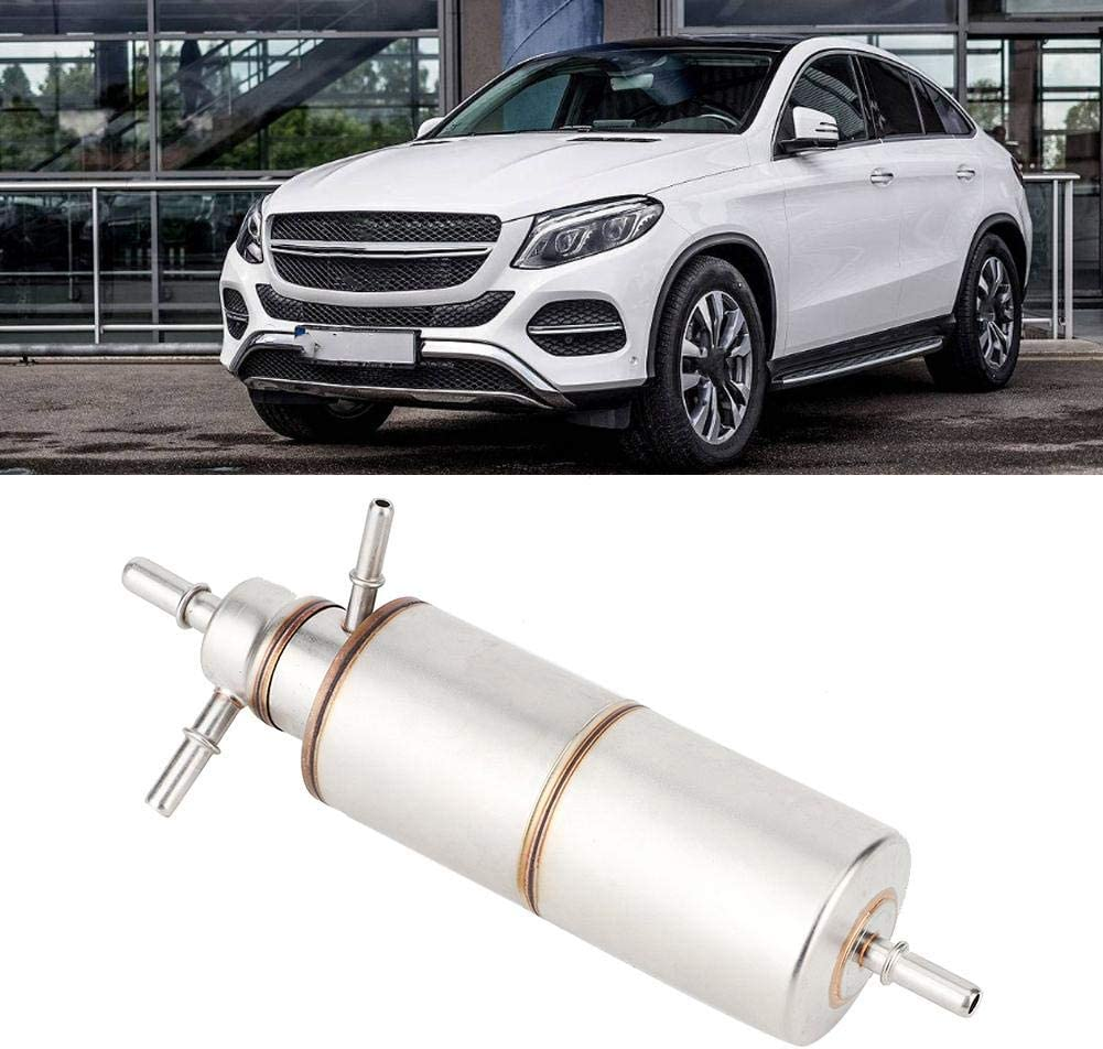 Car Fuel Filter with Regulator 1634770801 1634770401 Car Fuel Filter Fuel Filte Filter Replacement Engine Fuel Filter Fuel Filter
