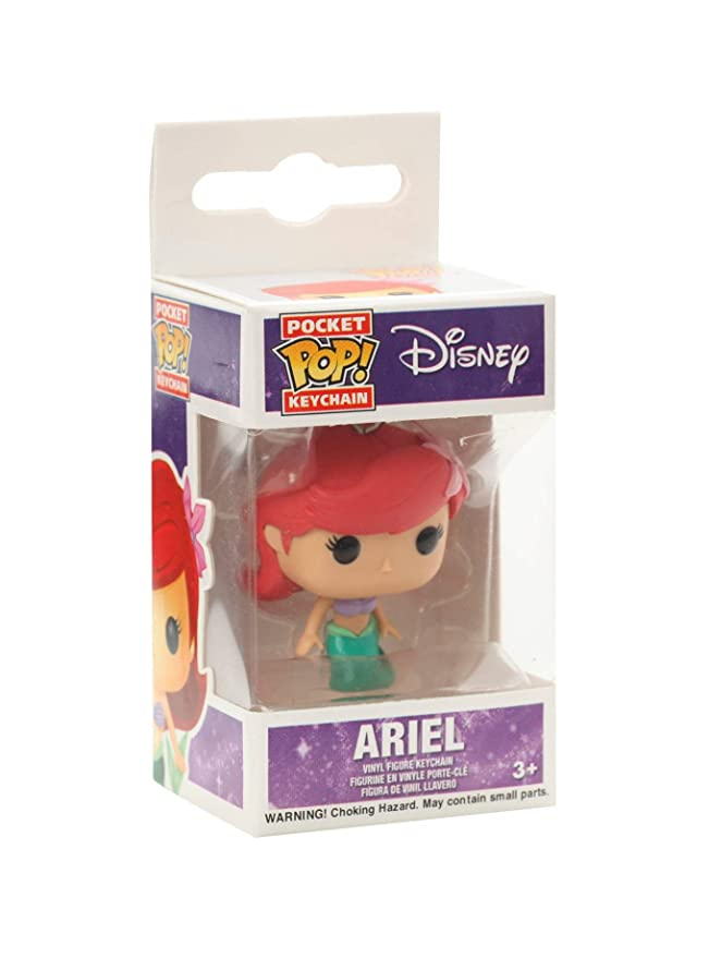 Funko POP Keychain: Disney - Ariel Action Figure