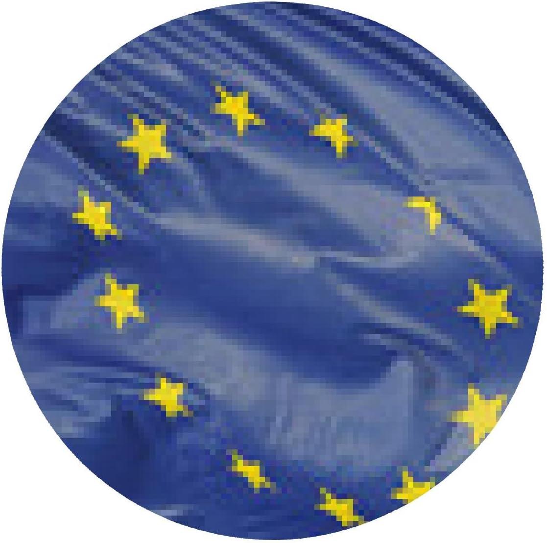 """Fahne EU Mousepad /""""Europäische Union/"""" Flagge"""