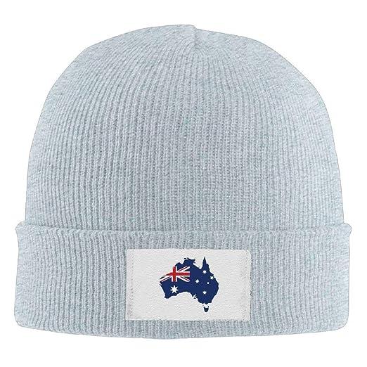 041a3a937 Amazon.com: LXXYZ b Adult Hats Australia Pride Men Women Wool Cap ...