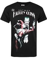 Official Batman Harley Quinn Men's T-Shirt