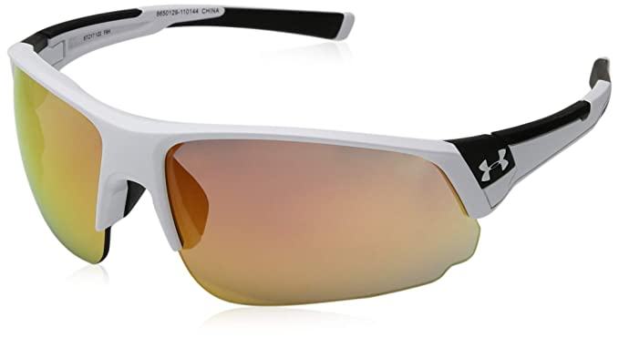 67efc5e597 Amazon.com: Under Armour Ua Change Up Dual Polarized Wrap Sunglasses ...