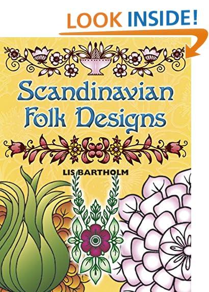 Scandinavian Folk Designs Dover Pictorial Archive