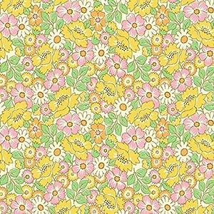 Nana Mae Fabric by Henry Glass #6923-44 Premium Cotton