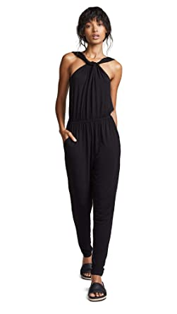 89f2d67a152f Amazon.com  cupcakes and cashmere Women s Jalene Jumpsuit w Twist Detail   Clothing