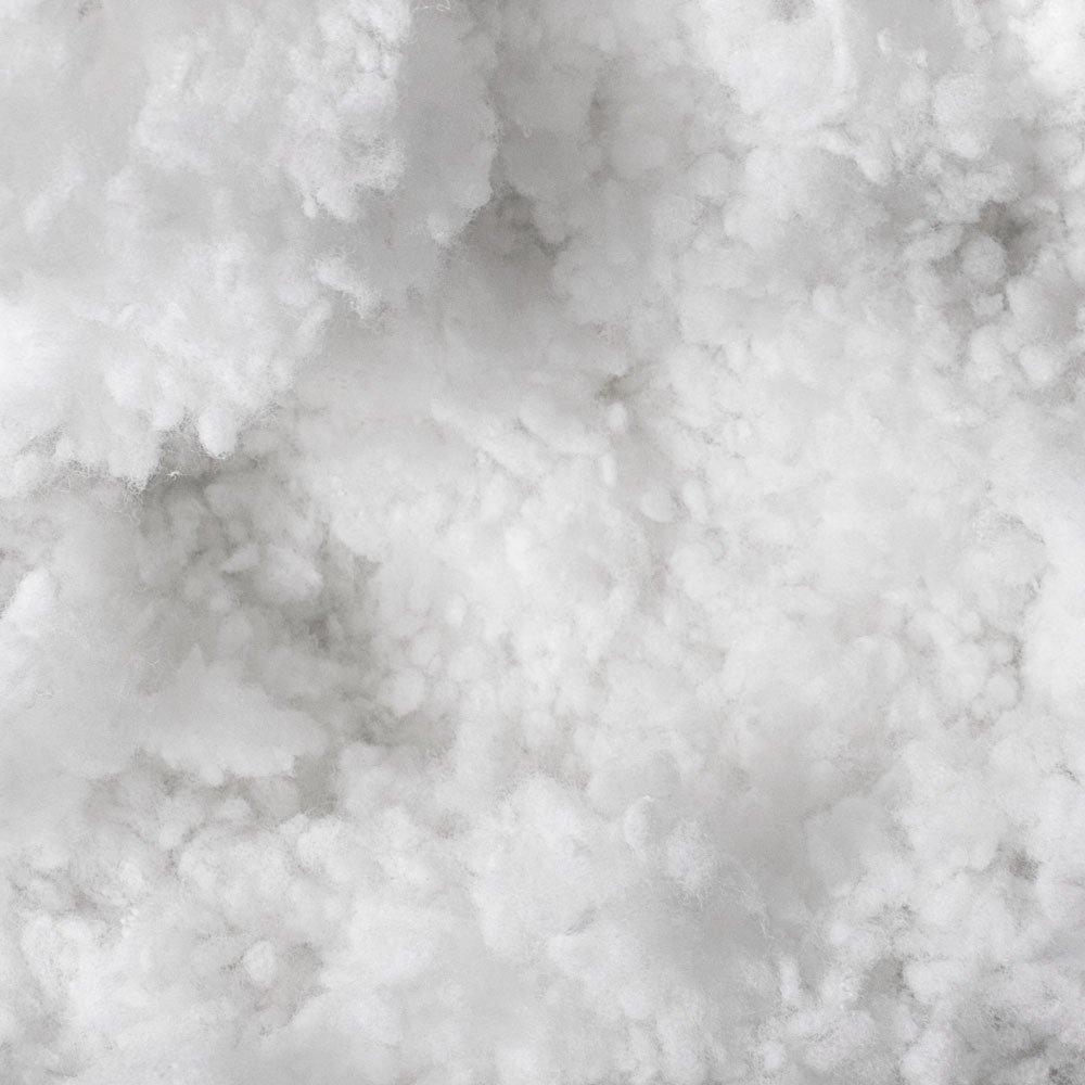 Revoloft Polyester Cluster Fiber Fill - Premium Hypoallergenic Down Alternative - 5 LB. Bag eLuxurySupply 4337013682