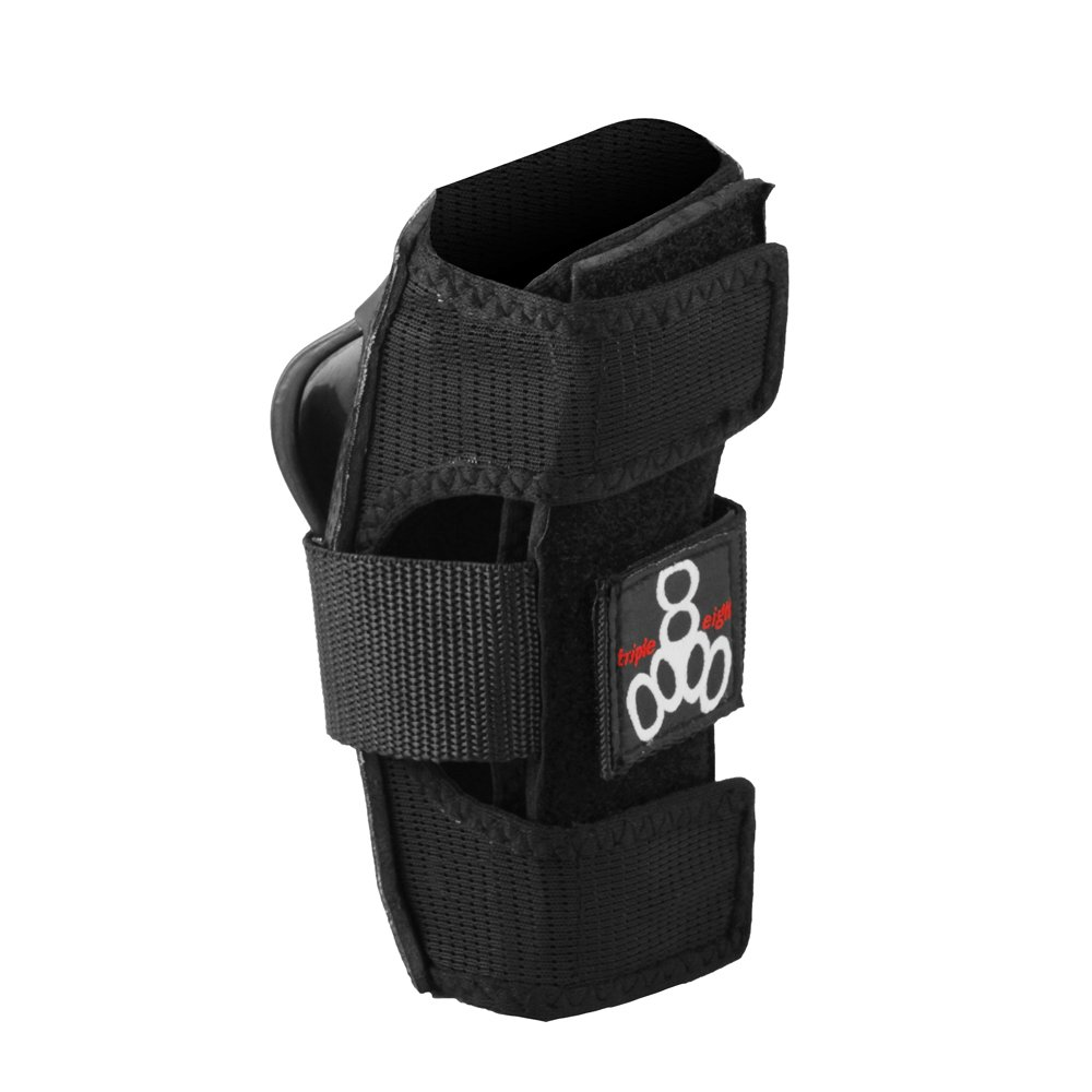 Triple 8 Wristsaver Black Junior Wrist Guards