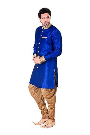 Amazon Com Indian Indo Western For Men Royal Traditional Designer