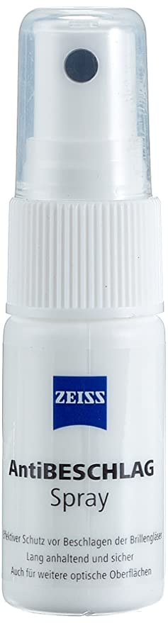 d23426621c990 Zeiss Set de 15 ml anti-buée avec chiffon pour protéger vos verres à  lunettes