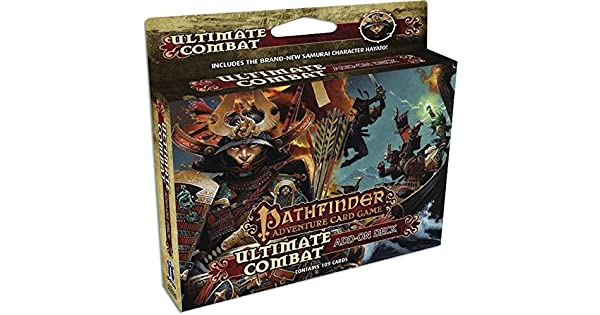 Amazon.com: Pathfinder Adventure Card Game: Ultimate Combat ...