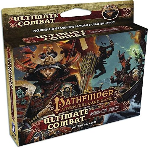Pathfinder Adventure Card Game: Ultimate Combat Add-On Deck (Ultimate Cards Trading)