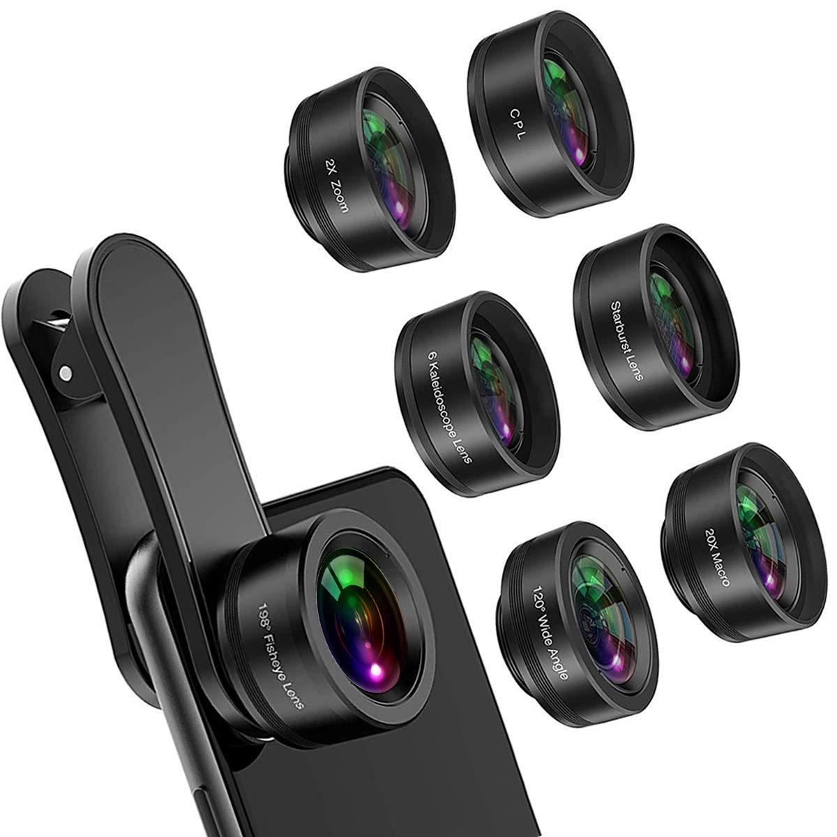 yaotu - Trípode para cámara de teléfono móvil + Disparador Remoto ...