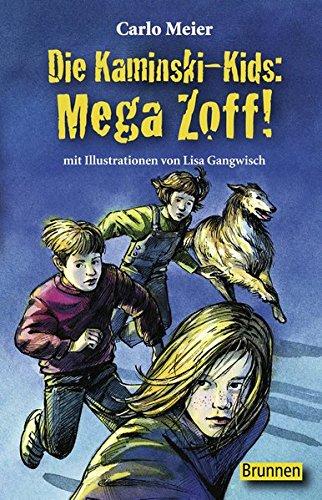 Mega Zoff!.Die Kaminski-Kids, Bd. 2