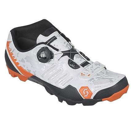 db2cad4845515 Scott MTB SHR-ALP RS Shoes - Men's White/Silver, 44.0