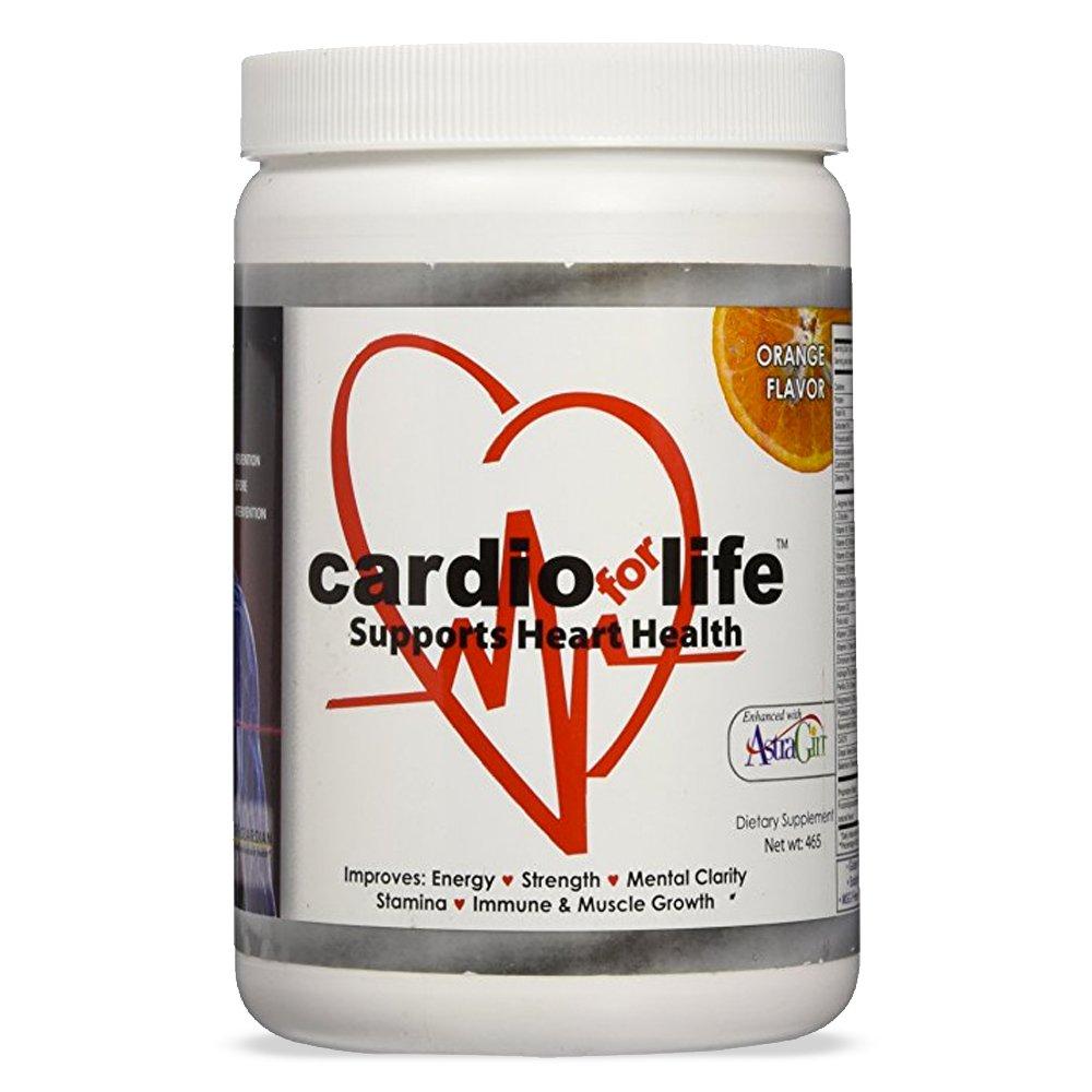 Amazon.com: CardioForLife - 16 oz. Powder w/ AstraGin ...