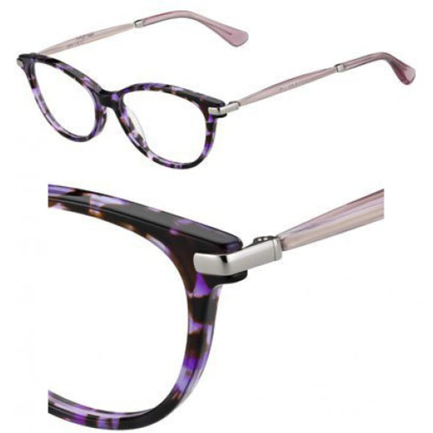 Havana purple Pd Jimmy Choo Women's 153 Eyeglasses