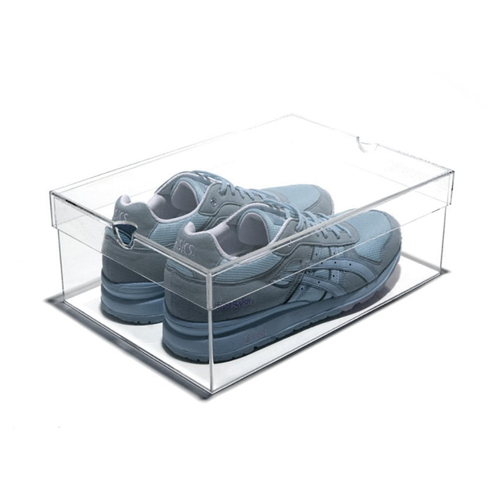 sc 1 st  Amazon.com & Amazon.com: OnDisplay Luxury Acrylic Shoe Box - Medium: Home u0026 Kitchen Aboutintivar.Com
