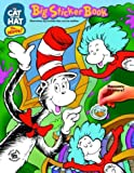 The Cat in the Hat Big Sticker Book, Lisa Findlay, 0375825207