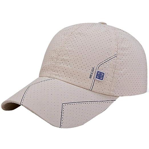 37eebc8971d6b Amazon.com  URIBAKE Baseball Cap Fashion Hats Men Casquette Choice ...