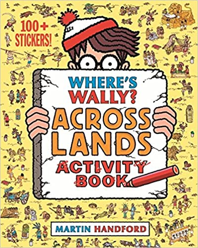 Ebooks Where's Wally? Across Lands. Activity Book Descargar Epub