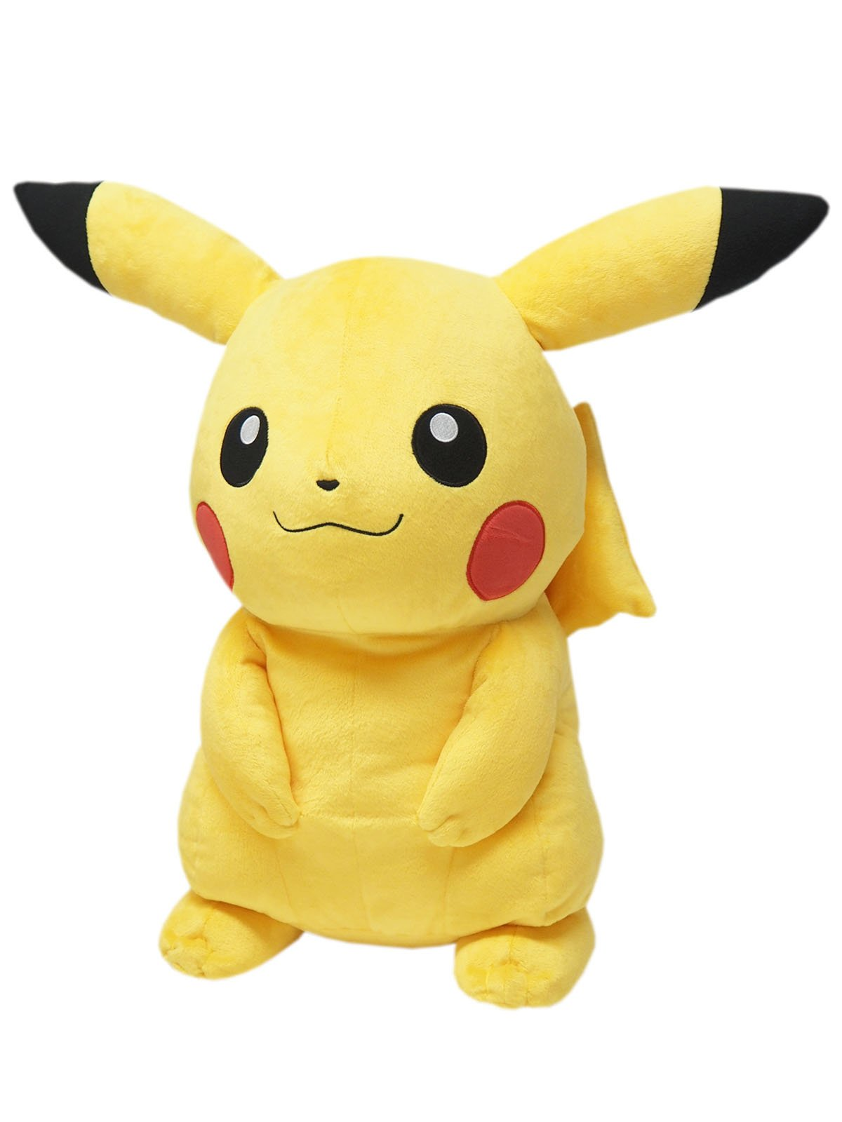 Sanei Pokemon All Star Series PP53-Pikachu Plush, 18''/Large by Sanei