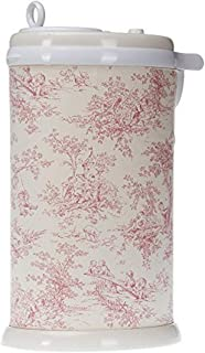 product image for Glenna Jean Ubbi Diaper Pail Cover, Isabella Toile