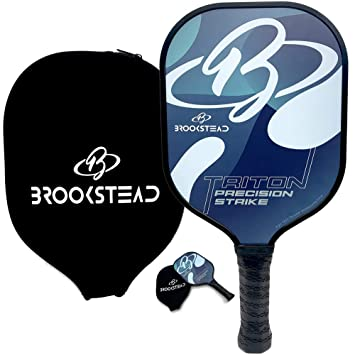 Brookstead Premium Pickleball Paddle, cara de grafito, núcleo de ...