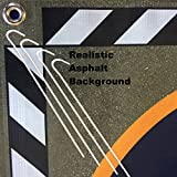 Landing-Pad-for-DroneQuadcopter-Helipad-for-RC-Helicopter-2ftx2ft-for-Outdoors-Includes-4-Stakes-Protects-Against-Damage-from-a-Hard-Landing-Made-in-USA-by-Ace-Flyer