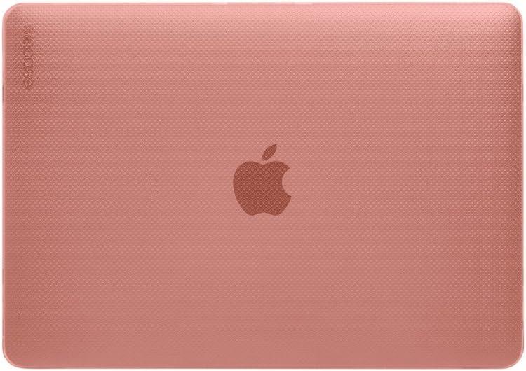 """Hardshell Case for MacBook 12"""" Dots - Rose Quartz"""