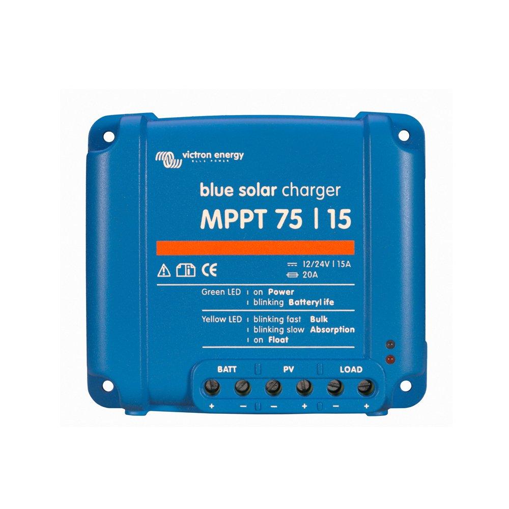 regulador solar 12/24 V Victron MPPT 75/15 VICTRON ENERGY 10