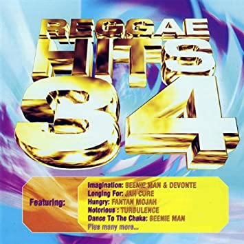 Reggae Hits Volume 34 Amazon Music