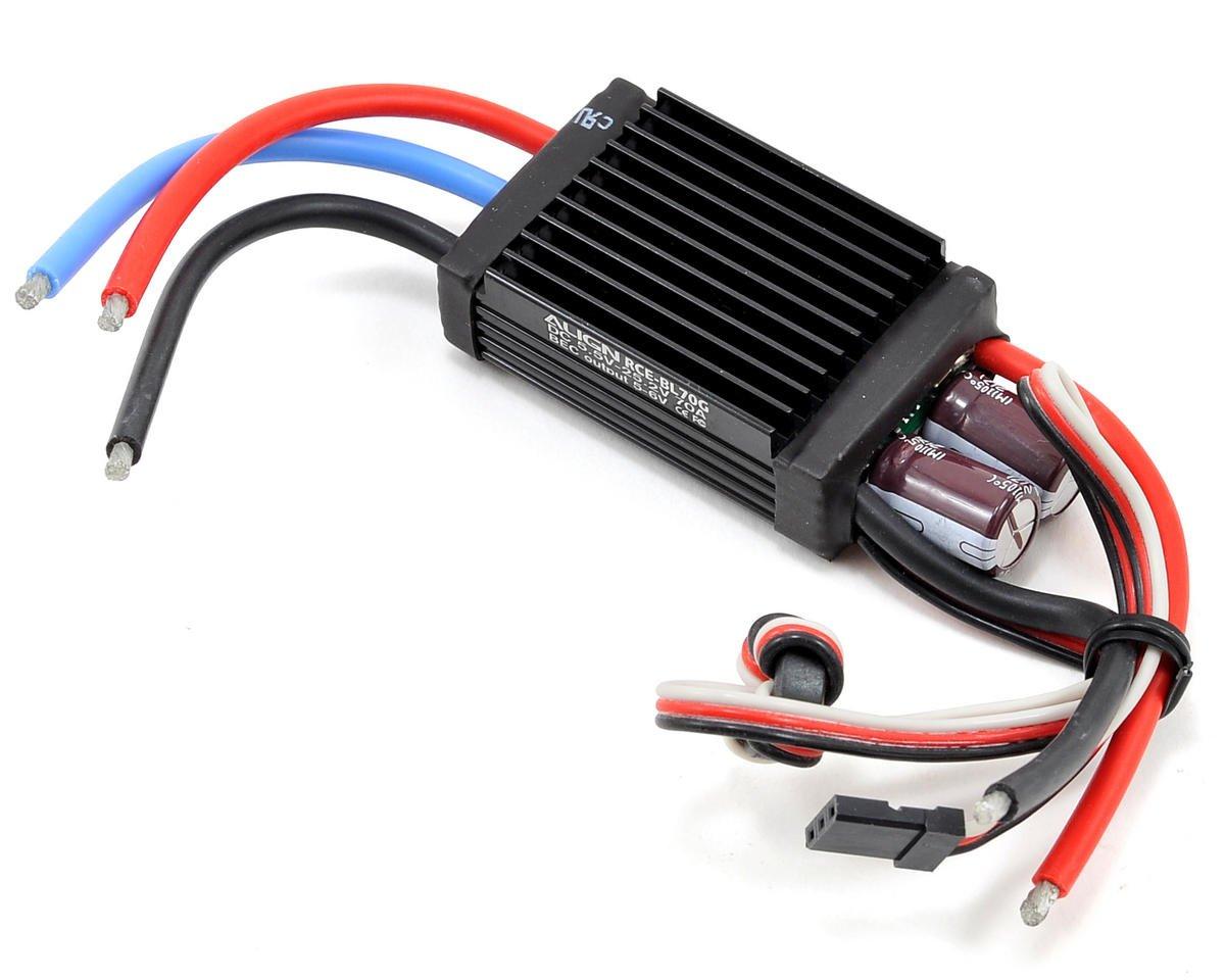 K10475A K10475A K10475A - ALIGN 70A Brushless ESC (Governer Mode) Bulk 2ba73f