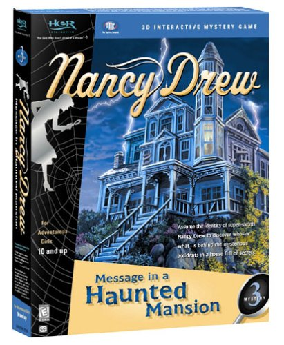 - Nancy Drew: Message in a Haunted Mansion - PC