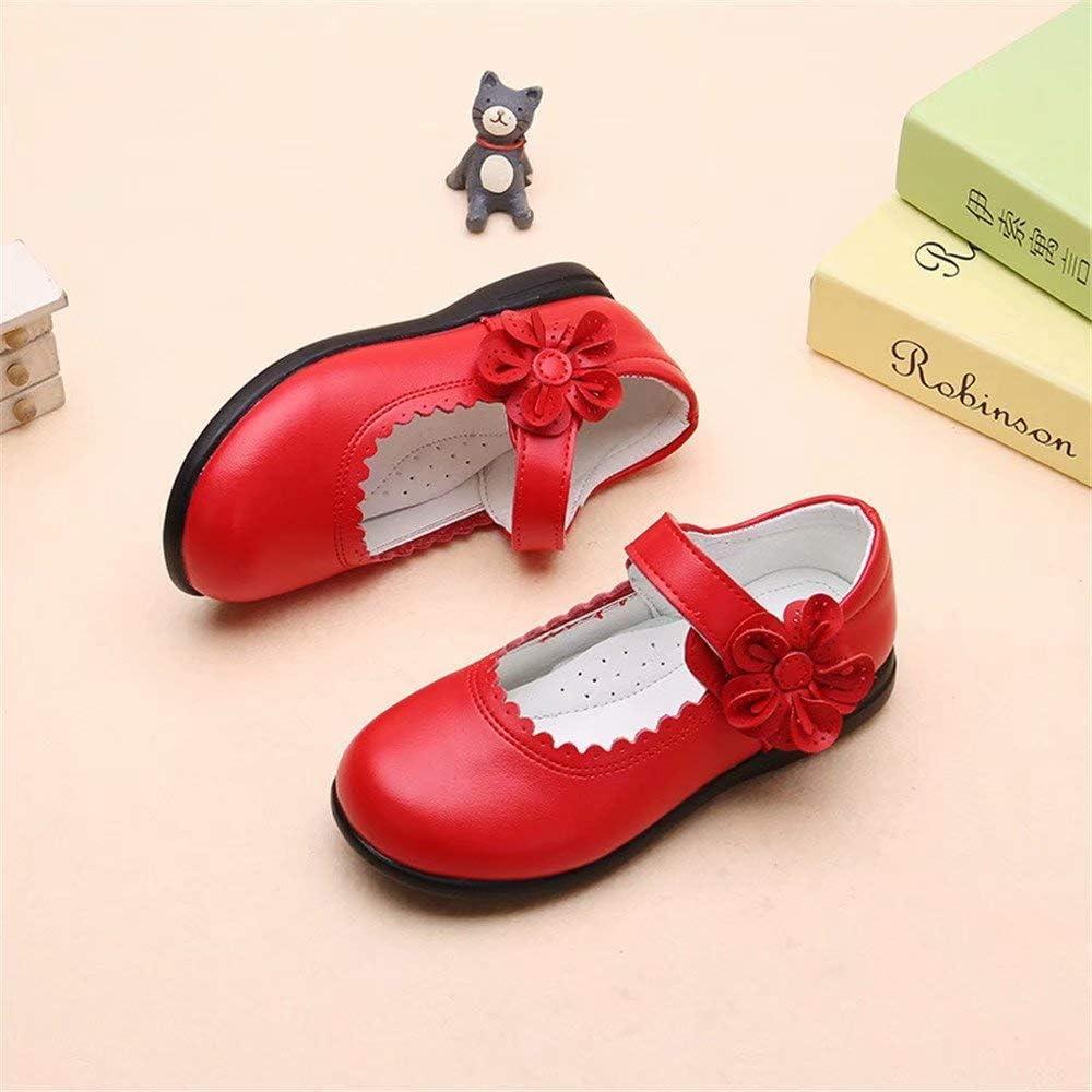 Toddler//Little Kid//Big Kid Kings Love Kids Girls School Uniform Outdoor Dress Mary Jane Flat Shoe