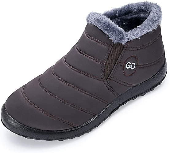 new york fashion style for whole family Amazon.com | Womens Winter Snow Boots Fur Lined Warm Ankle Boots ...