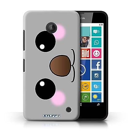 Amazon.com: STUFF4 Phone Case / Cover for Nokia Lumia 635 ...