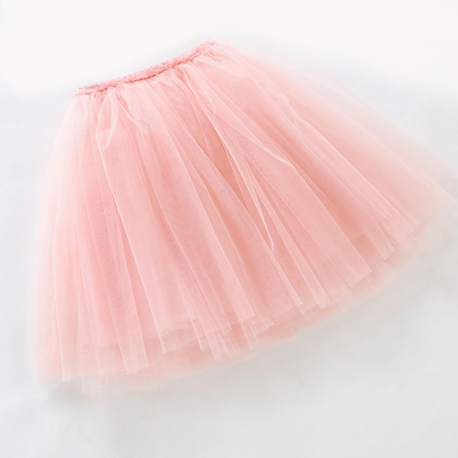 538e9480be2e Amazon.com   Happy Cherry Baby Girls Kids Pleated Tutu Skirts for ...