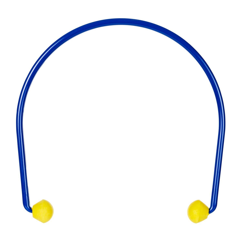 3M E-A-R Caps Banded Earplugs, 23 dB, Blue (1 Pair) 3M Deutschland GmbH XA007701965