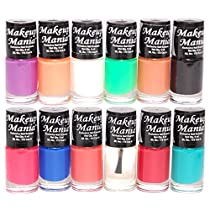 Makeup Mania Nail Polish Set Combo
