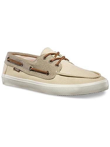 Vans Chaussures Bateau Chauffeur 2 0 Washed Khaki