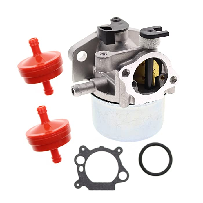 Carbhub 675 190cc Carburetor for Briggs & Stratton Gold 6.25 6.75 HP MRS Push Mower 675 190cc Carburetor