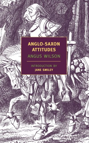 (Anglo-Saxon Attitudes (New York Review Books)
