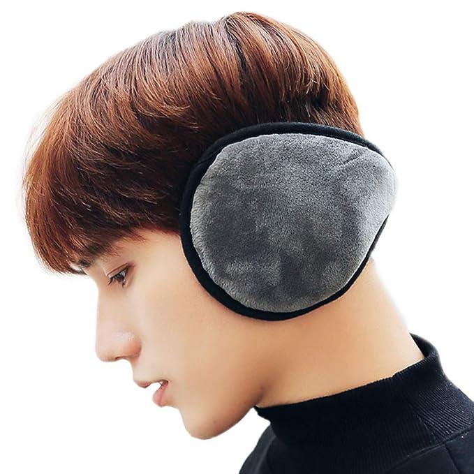 Ohr-Wärmer Ohren-Schützer Plüsch Ear-Muffs Ohren-Wärmer Strick Ohr-Schützer NEU