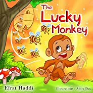 """The Lucky Monkey "" (Children's books-The Lucky"