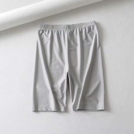 DKXLW Pantalones Cortos De Mujer,Neon Sliver Verano Vintage Shorts ...