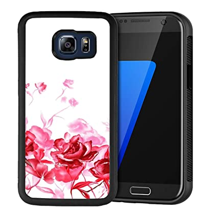 Amazon.com: ChyFS - Carcasa para Samsung Galaxy S6, color ...