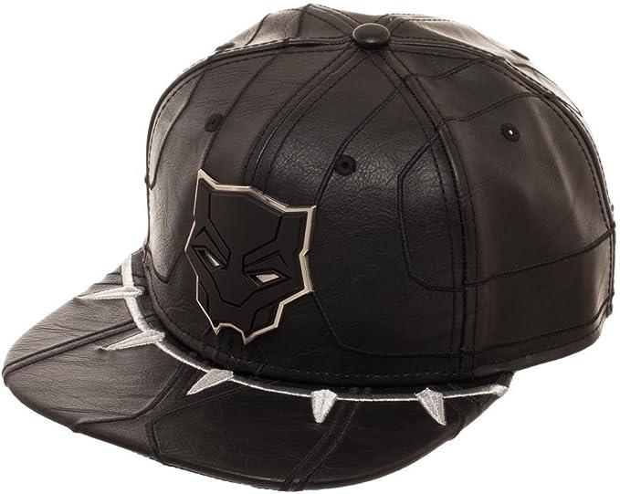 Bioworld Black Panther Suit Up Snapback Standard