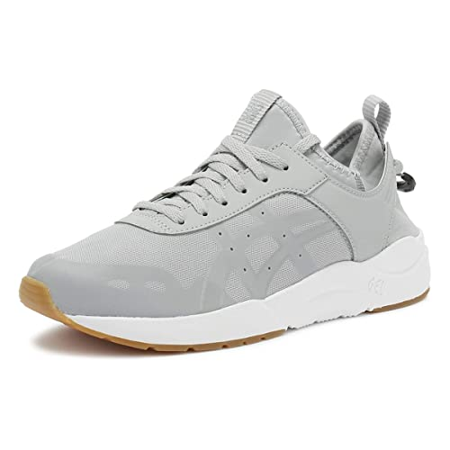 1aed6f991c63 ASICS Gel-Lyte Keisei Womens Grey Trainers  Amazon.co.uk  Shoes   Bags